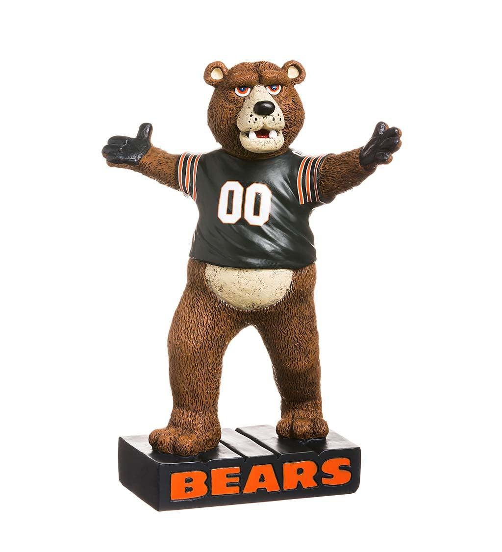 Chicago Bears Mascot Statue