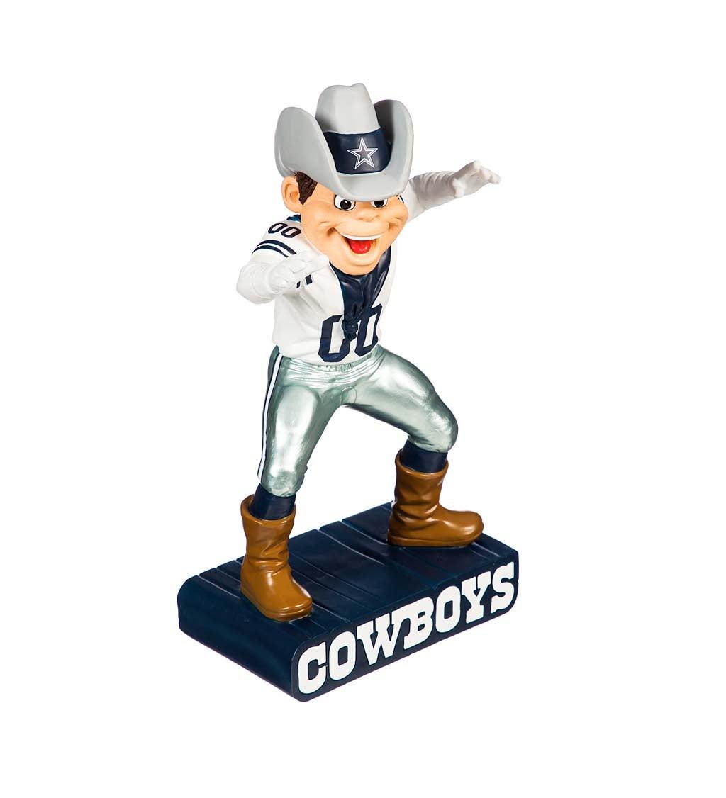 Dallas Cowboys Mascot Statue