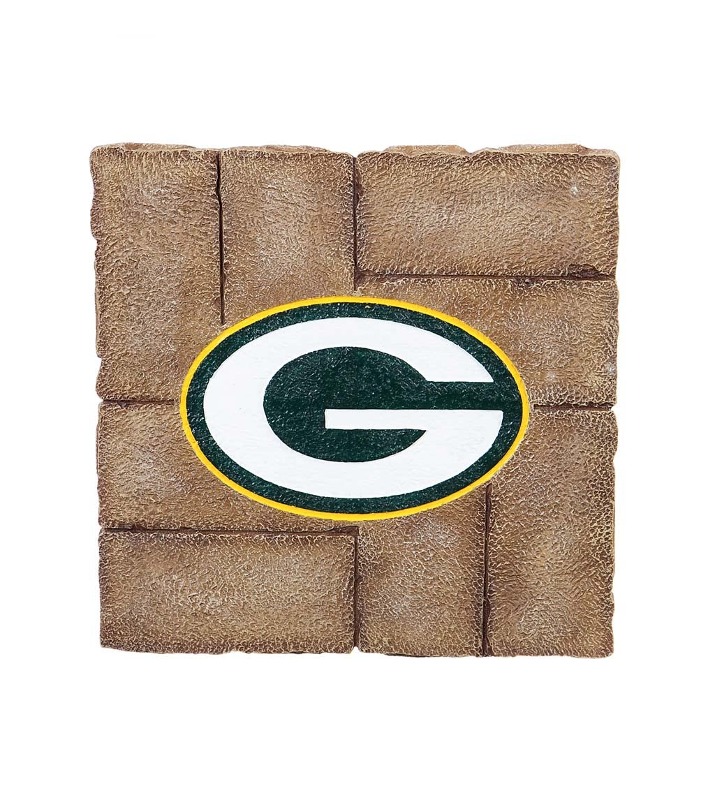 Green Bay Packers Garden Stone