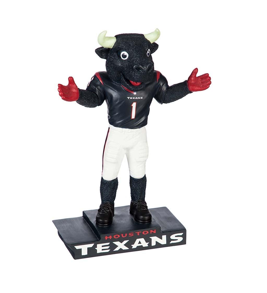 Houston Texans Mascot Statue