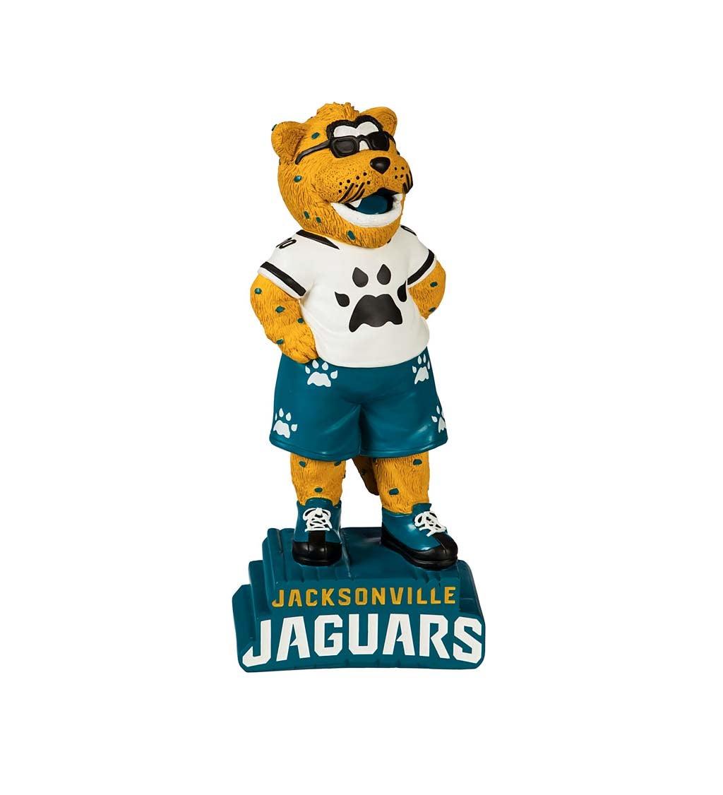 Jacksonville Jaguars Mascot Statue