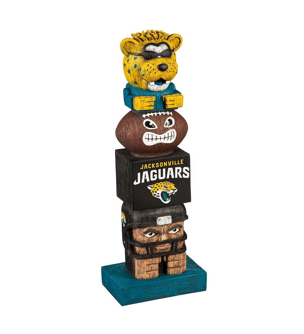 Jacksonville Jaguars Team Garden Statue