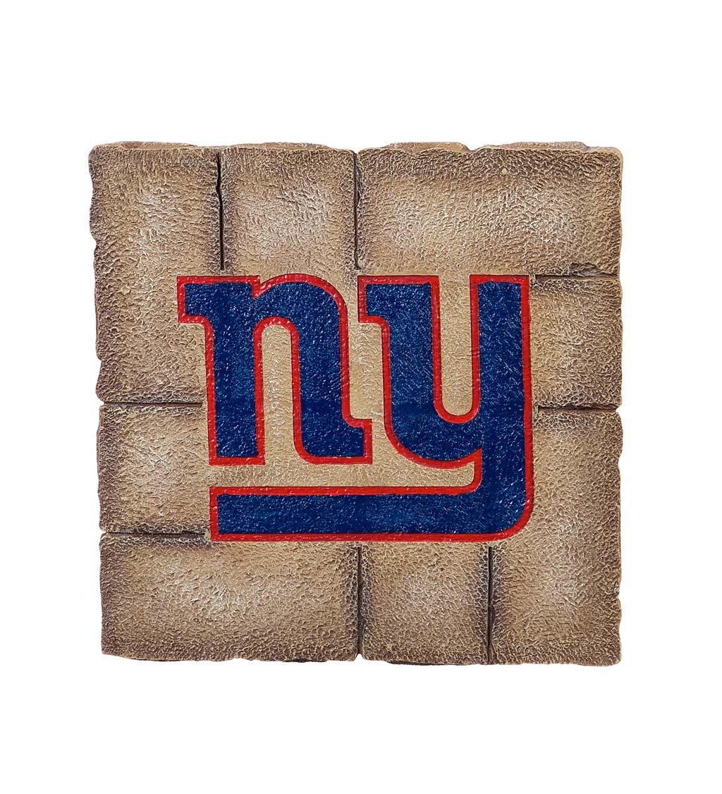 New York Giants Garden Stone