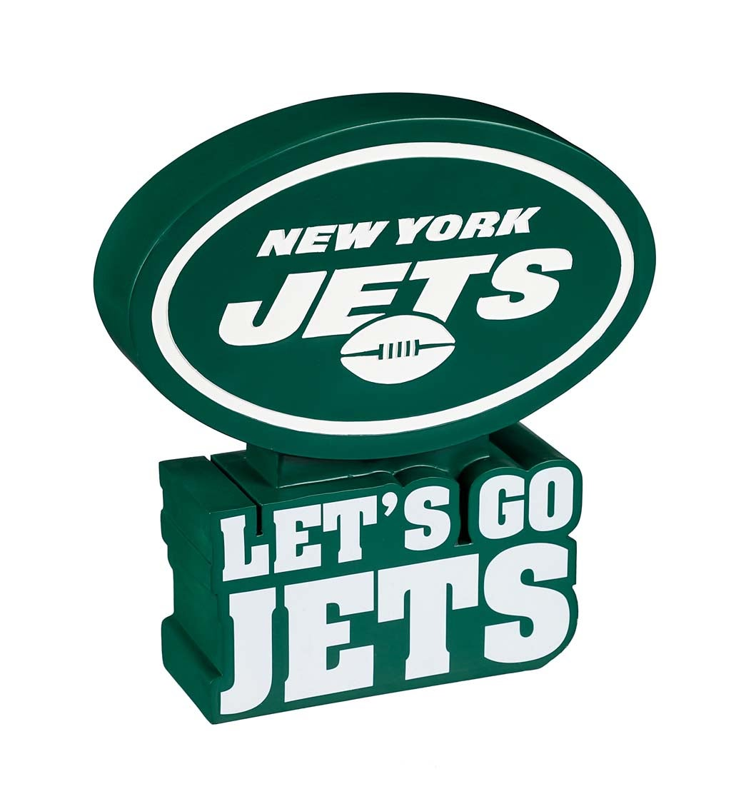 New York Jets Garden Stone