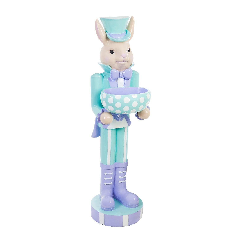Easter Bunny Garden Statuary