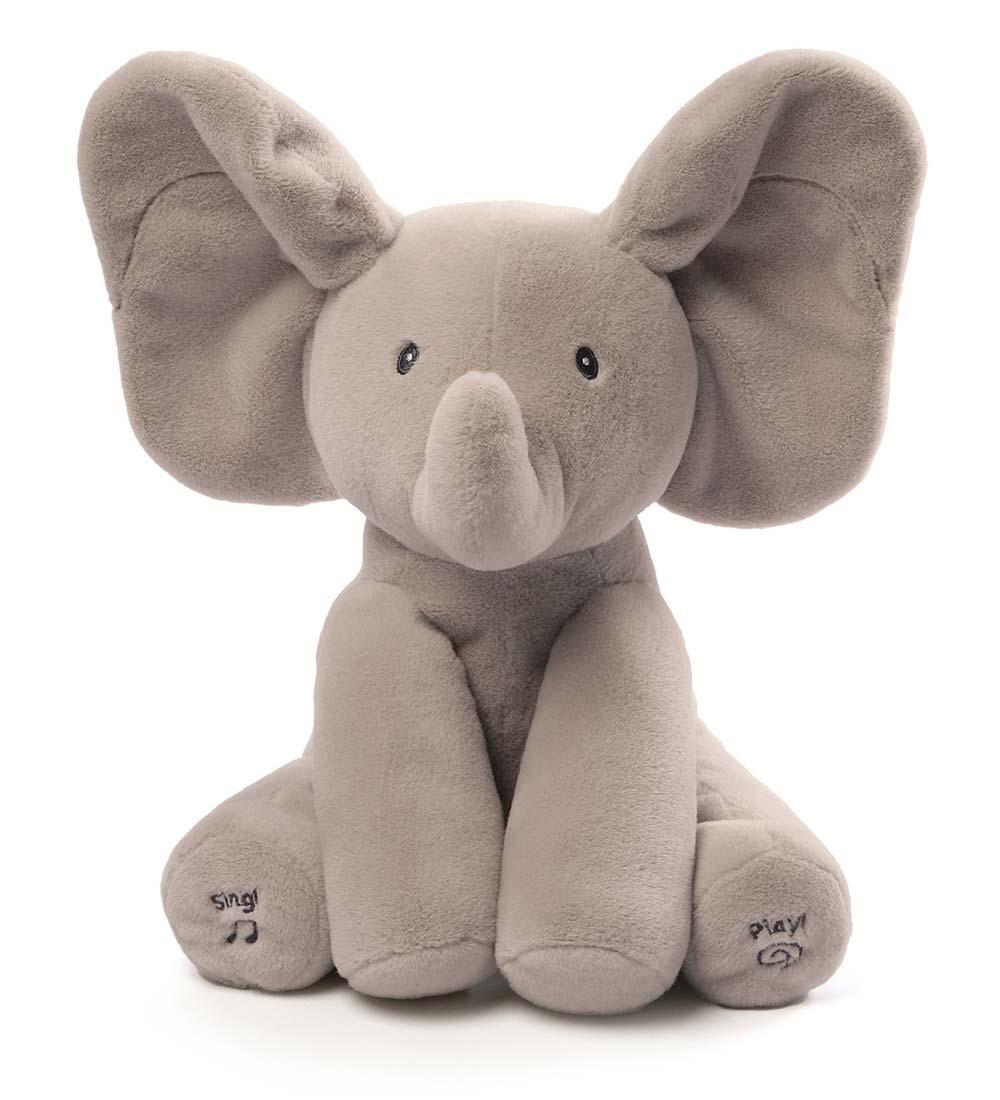 Flappy Peek-a-Boo Elephant
