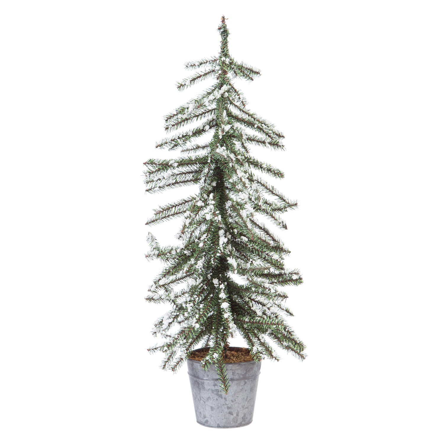 "30"" Snow cover Tree Table Décor"