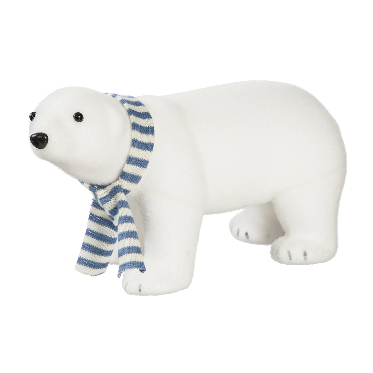 Polar Bear with Scarf Tabletop Decor