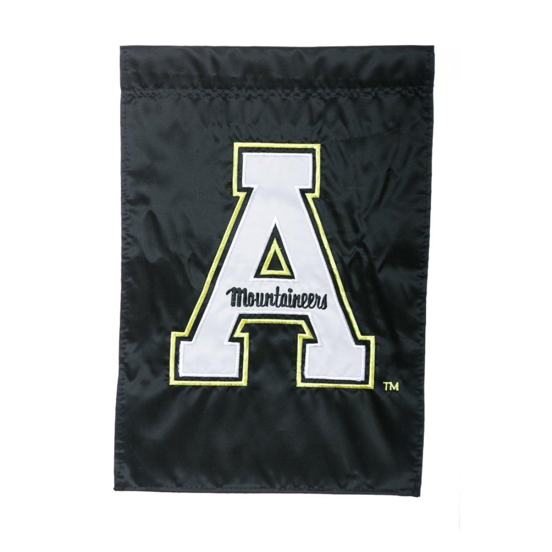Appalachian State University Applique Garden Flag