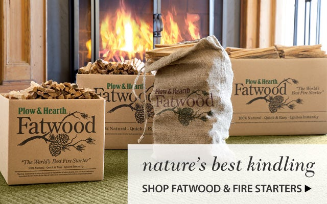 Nature's Best Kindling - Shop Fatwood & Fire Starters