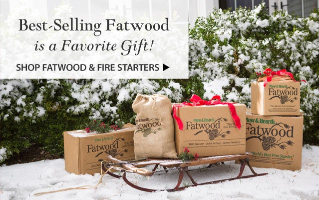 Best selling fatwood is a favorite gift! Shop Fatwood and Fire starters.!