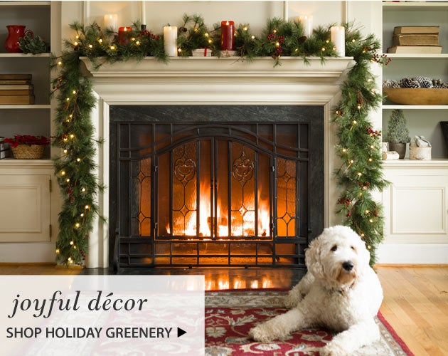 Joyful Decor - Shop Holiday Greenery
