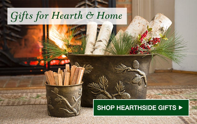 Gifts for hearth and home. Shop Hearthside Gifts