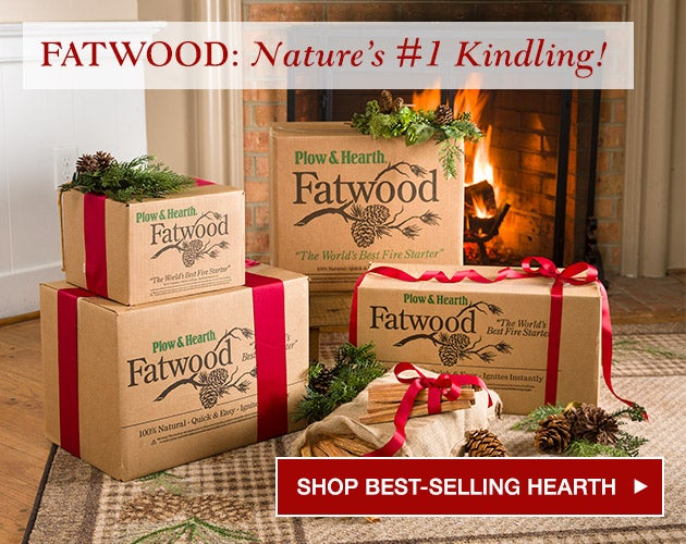 Fatwood: Nature's #1 Kindling! Shop best selling hearth.