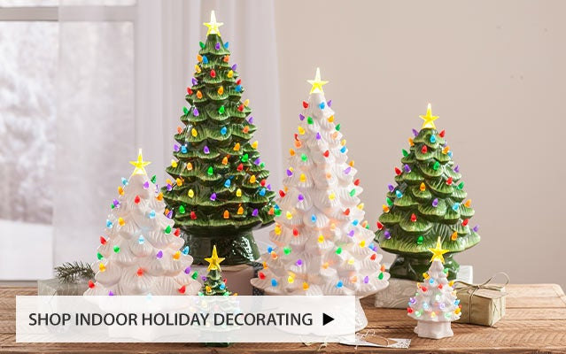 Indoor Holiday Decorations