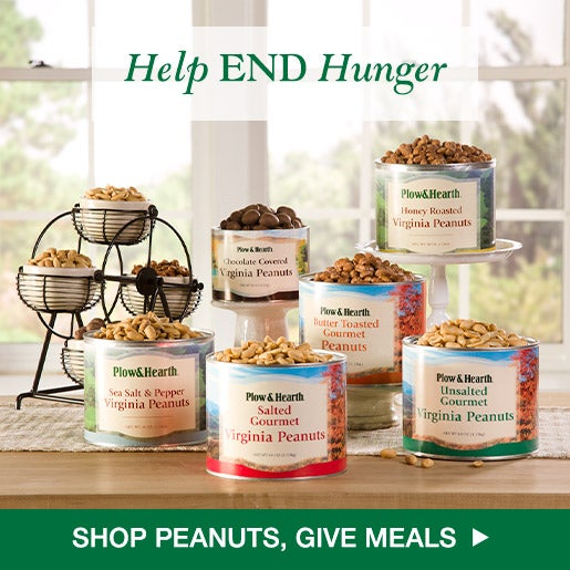 Help END Hunger! Shop Peanuts, Give Meals!