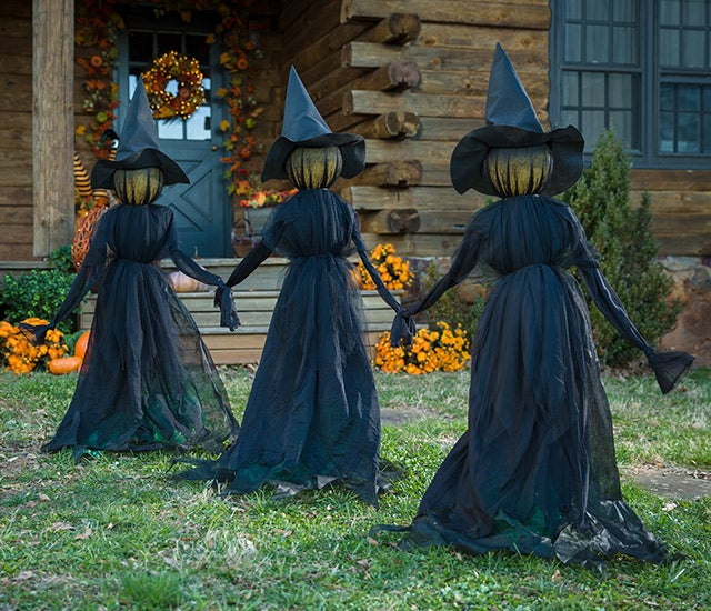 Witch Stakes