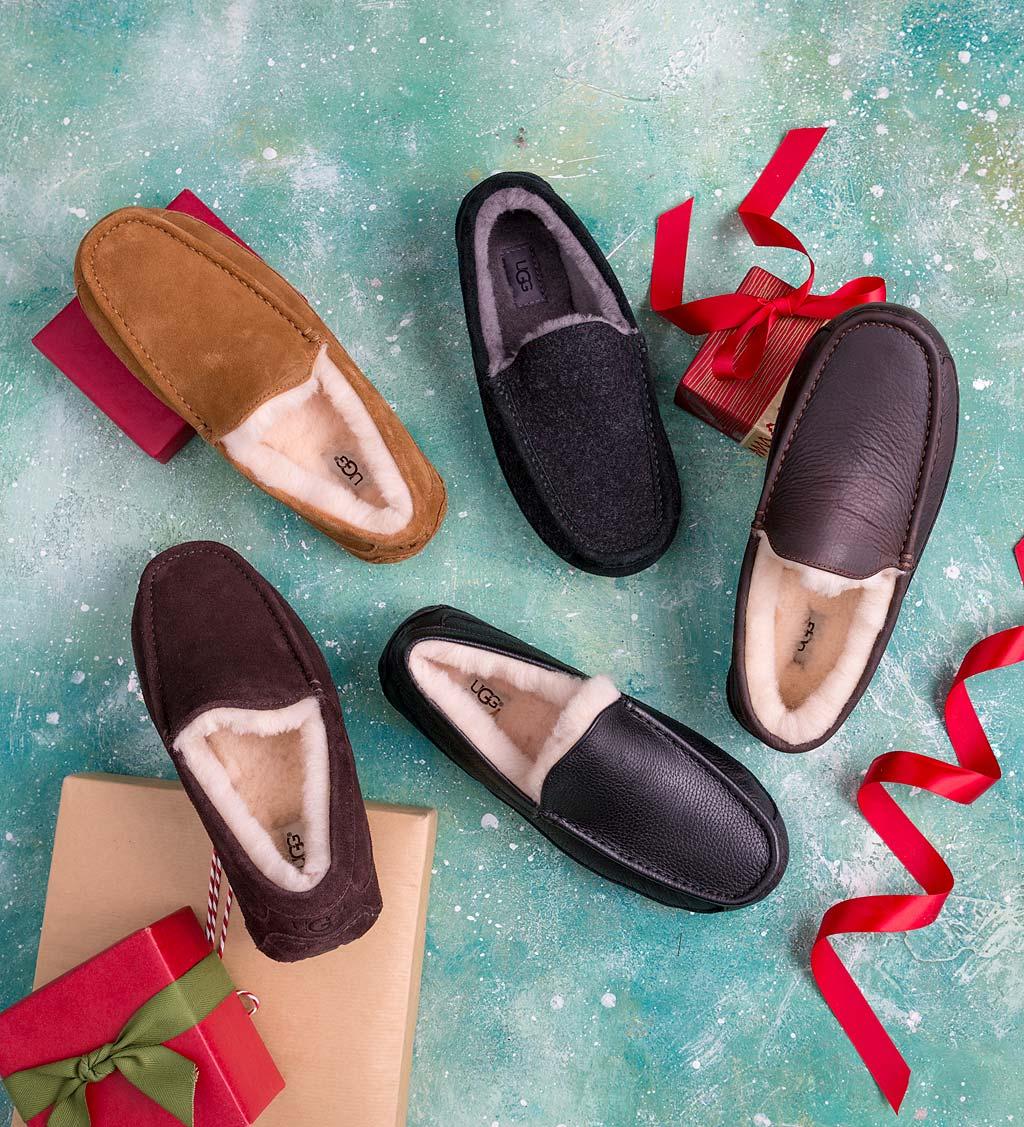 Assortment of Men's Slippers