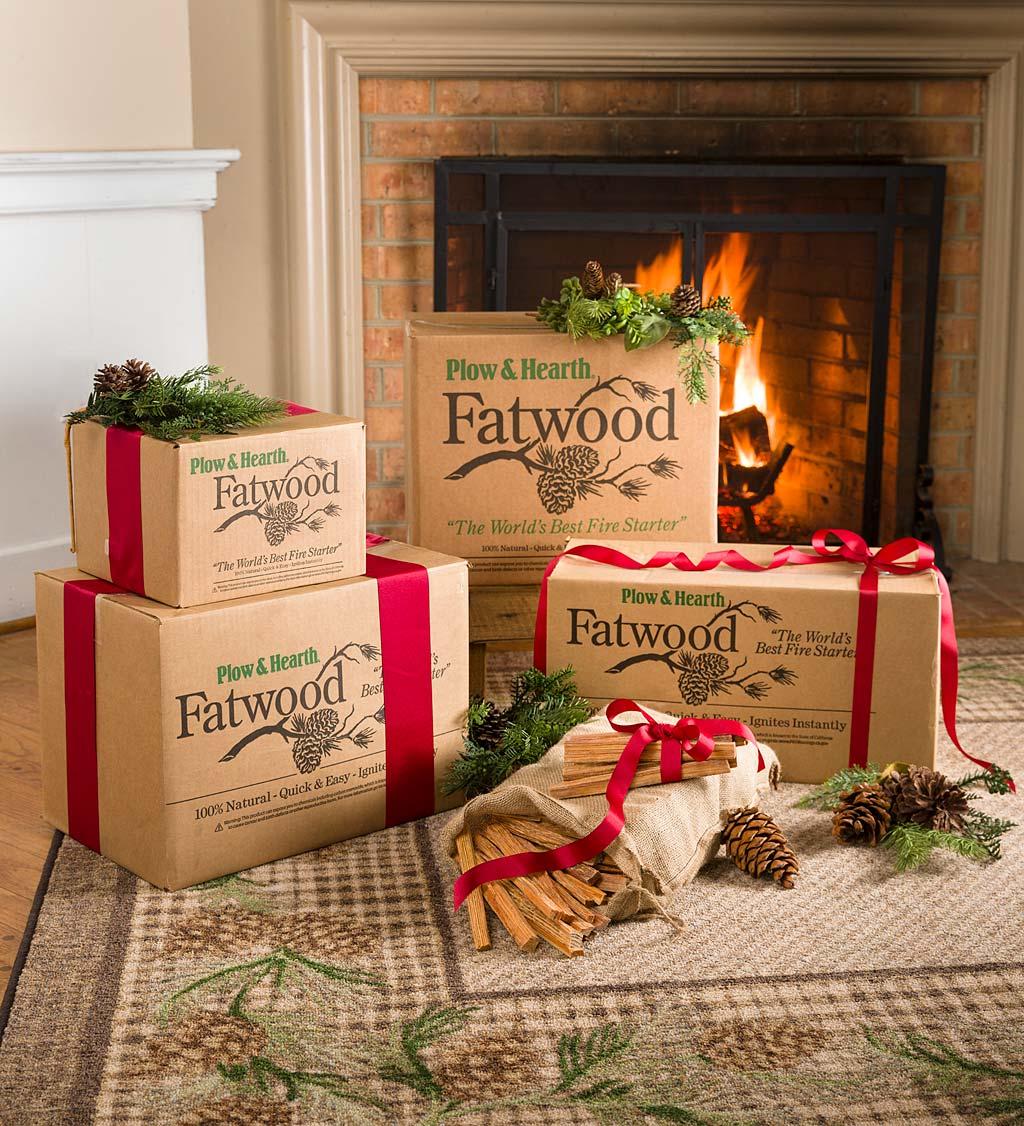 Fatwood Fire-Starter Pre-Split Kindling
