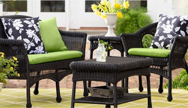 Outdoor Furniture 101